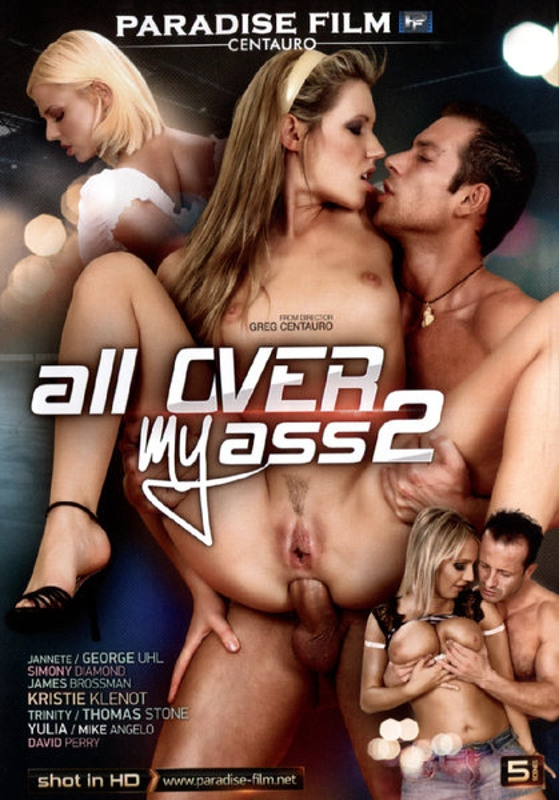 Paradise Film - Trinity, Simony Diamond, Jannete, Kristie Klenot, Yulia in All Over My Ass 2 (WEBRip/SD 540p)