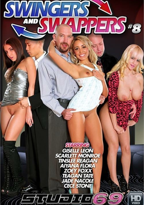 Swingers And Swappers 8 [WEBRip/SD 540p]