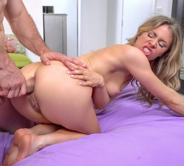 LetsTryAnal: Anya Olsen   - Anal Sex for Hot Blonde Stepsister (2017) SD  480p