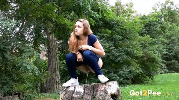 Got2Pee: Amateur - Woodland (FullHD/2017)