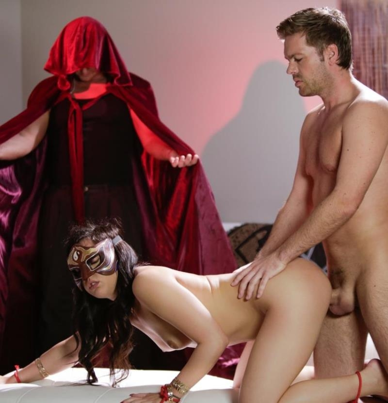 Whitney Wright ~  Secret Society Initiation  ~  Fantasymassage ~  SD 544