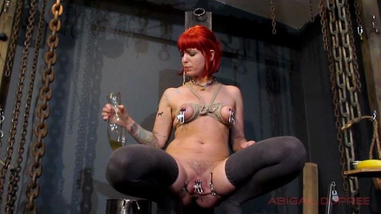 EFRO Bondage Piss Drinking Shit with Enema - Fisting Scat [Scat / HD]