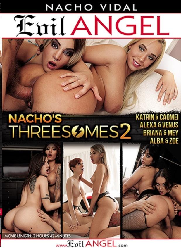 Nachos Threesomes 2 [WEBRip/FullHD 1080p]