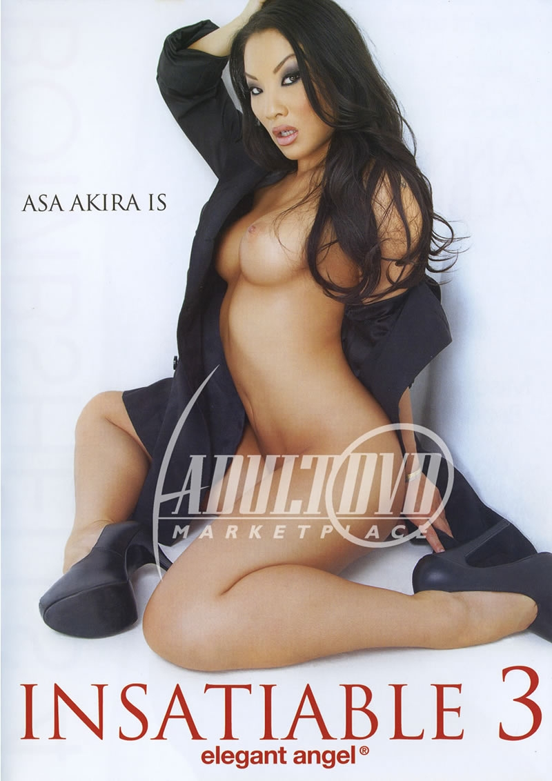 Asa Akira Is Insatiable 3 [WEBRip/HD 720p]