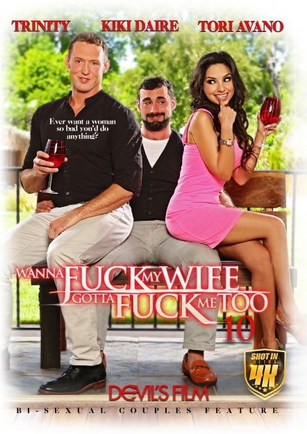 Devils Film - Eli Hunter, Gabriel D'Alessandro, Jaxton Wheeler, Jonah Marx, Kiki Daire, Owen Michaels, Pierce Hartman [Wanna Fuck My Wife Gotta Fuck Me Too 10] (WEBRip/SD 540p)