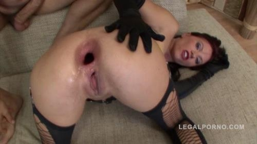 LegalPorno.com [Alysa got her asshole destroyed by monster cock NR338] HD, 720p