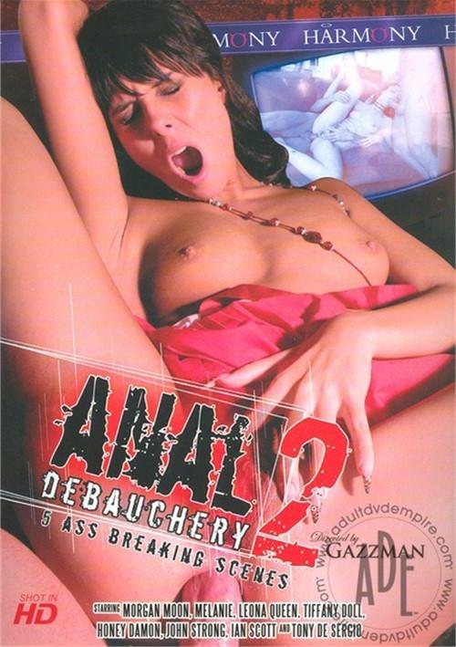 Anal Debauchery 2 [WEBRip/SD 540p]