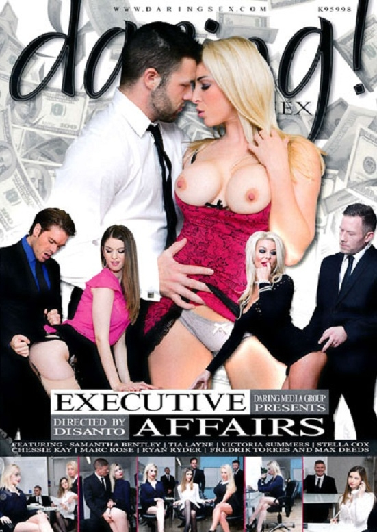 Executive Affairs [WEBRip/SD 540p]