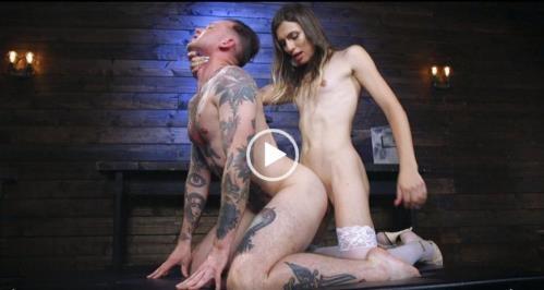 TsSeduction.com / Kink.com [Korra Del Rio, Will Havoc - TS Mistress Korra Del Rio Dominates a Douchebag] HD, 720p