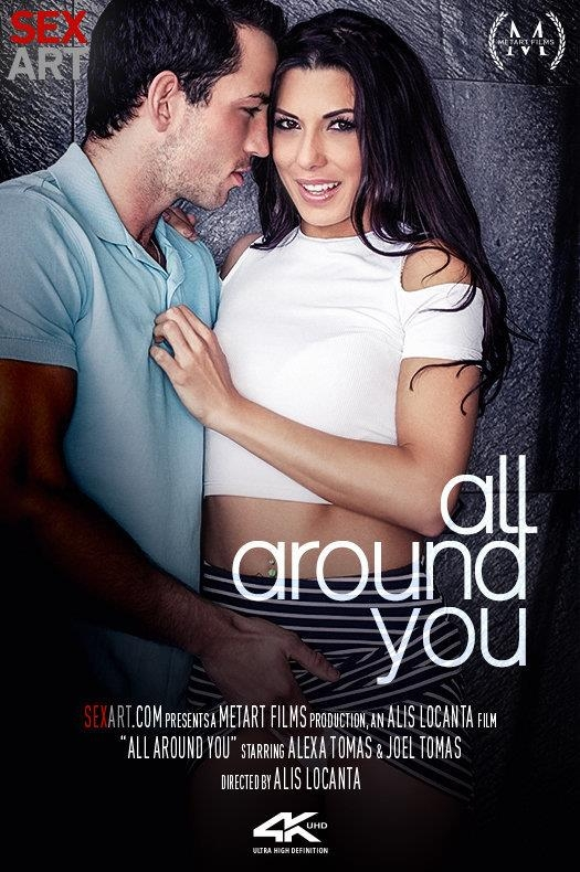 SexArt, MetArt: Alexa Tomas - All Around You (SD/360p/261 MB) 08.06.2017