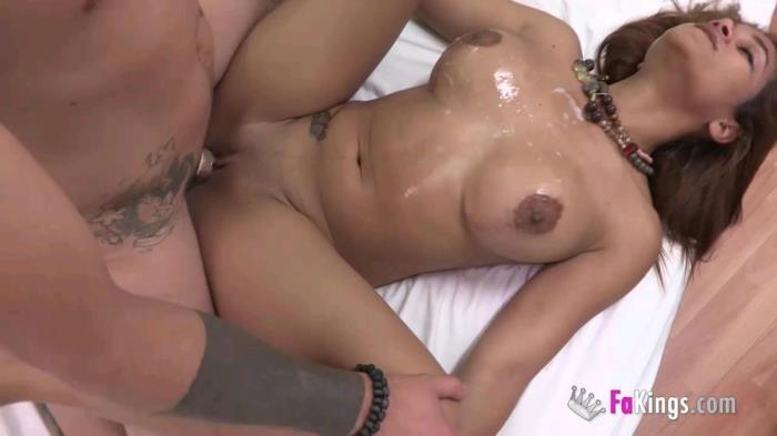 FAKings.com - Sasha Gil - SPANISH PORN [HD 720p]