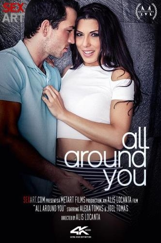 SexArt.com / MetArt.com [Alexa Tomas - All Around You] SD, 360p