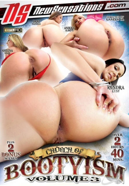 Church Of Bootyism 3 [DVDRip 400p]