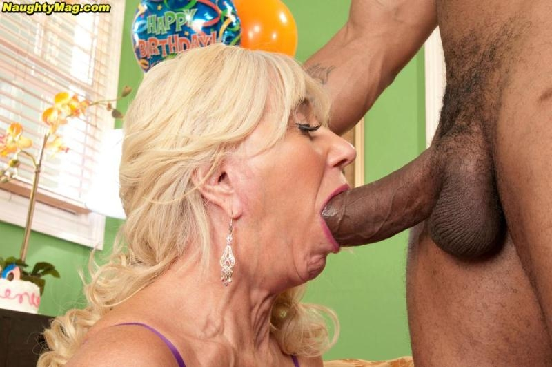 Summeran Winters ~ Summerans Birthday Party Continues...In Her Ass! ~ 60PlusMilfs ~ FullHD 1080p