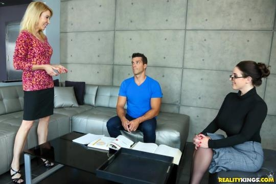 RKPrime, RealityKings: Angela White - After School Shenanigans (SD/432p/285 MB) 28.06.2017