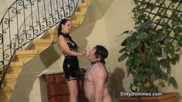 Fetish Liza - My handgagged slave [FullHD, HD 1080p, 720p]  - DirtyDommes