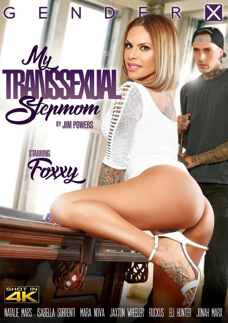 My Transsexual Stepmom [DVDRip 540p]