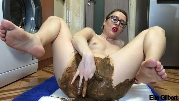 Do as I say and lets cum - Extreme Solo Scat - Scat (FullHD, 1080p)