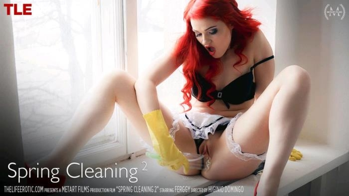 (TheLifeErotic.com) Ferggy - Spring Cleaning 2 (FullHD/1080p/381 MB/2017) PREMIUM VIDEO