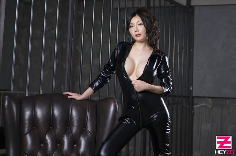 Heyzo: Azumi Nakama - Bondage Fetish Big Tits In Jail [FullHD 1080p] (1.86 GB)
