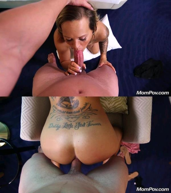 One fucking amazing fun MILF: Samie - MomPov 720p