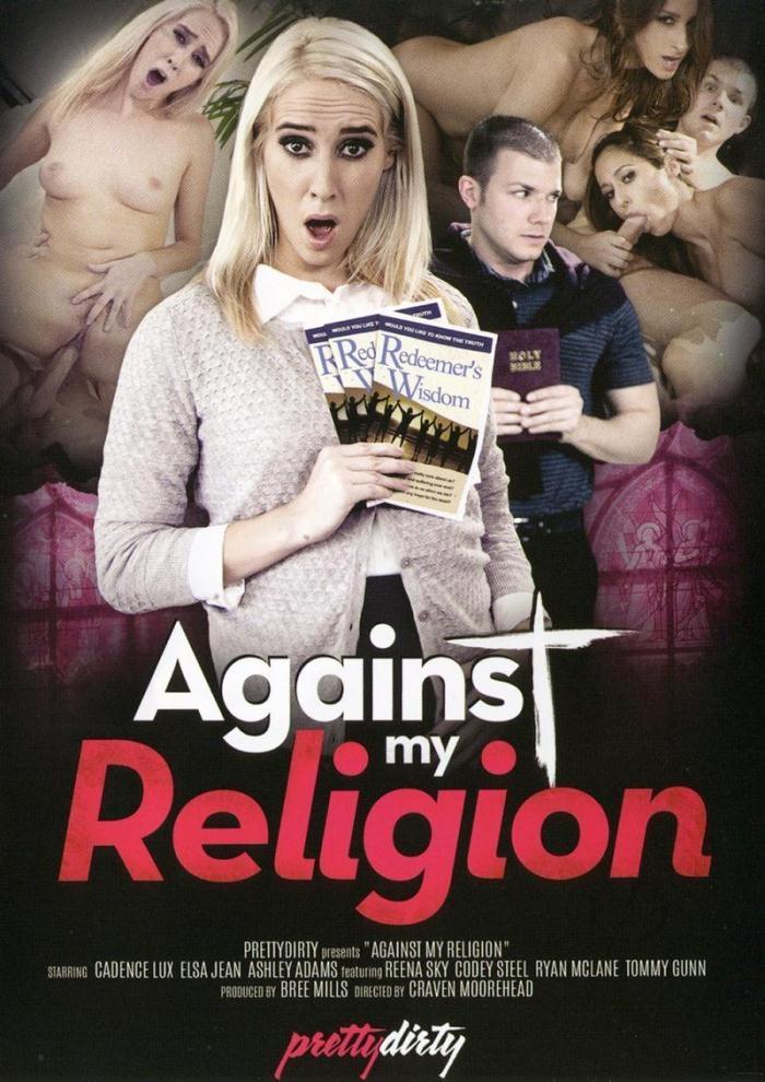 Pretty Dirty - Reena Sky, Cadence Lux, Elsa Jean, Ashley Adams - Against My Religion [WEBRip/FullHD 1080p]