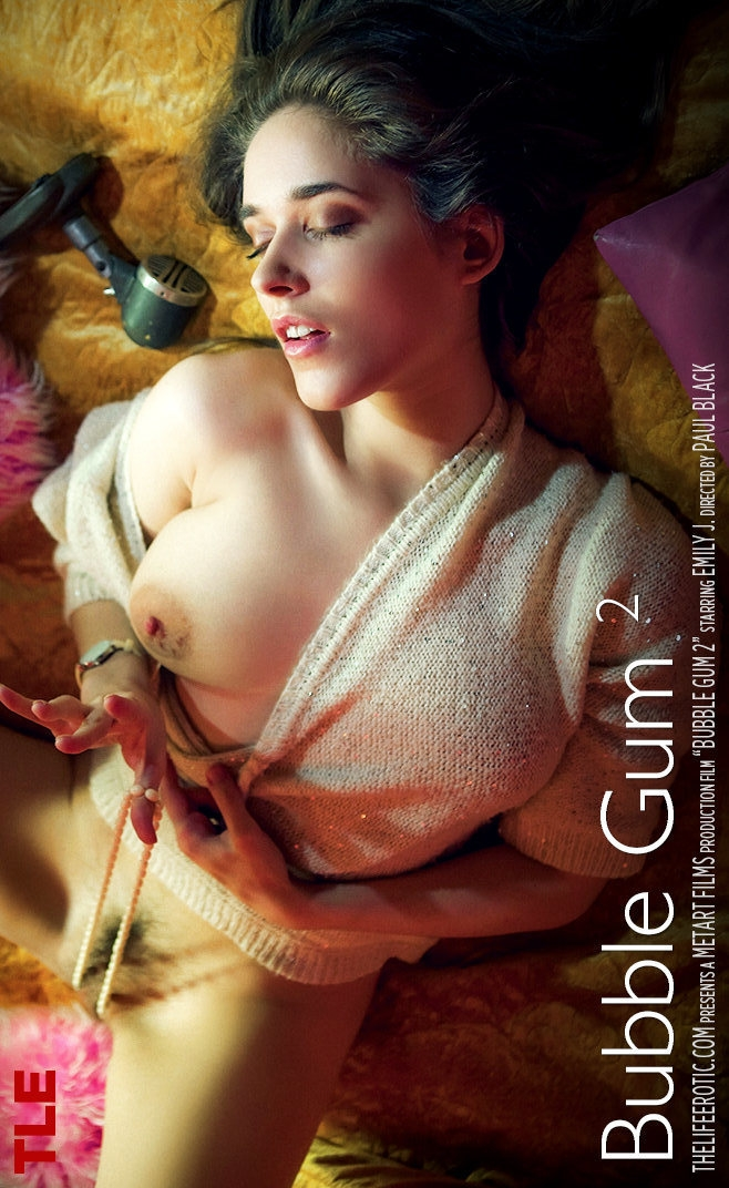 TheLifeErotic:  Emily J- Bubble Gum 2  [2017|FullHD|1080p|516.36 Mb]