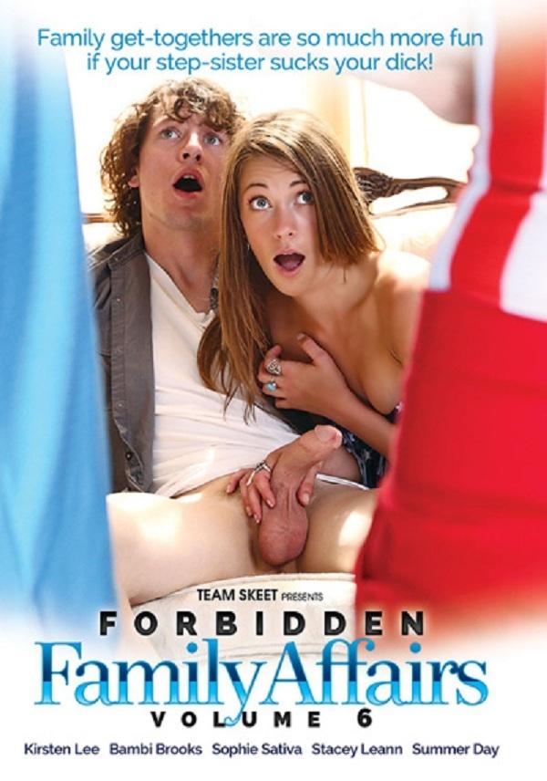 Forbidden Family Affairs 6 [WEBRip/SD 540p]