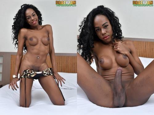 Brazilian-Transsexuals.com [Patricia Campbell - Black TS Patricia Campbell] HD, 720p
