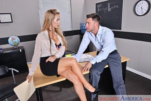 MyFirstSexTeacher.com / NaughtyAmerica.com [Nicole Aniston] SD, 360p