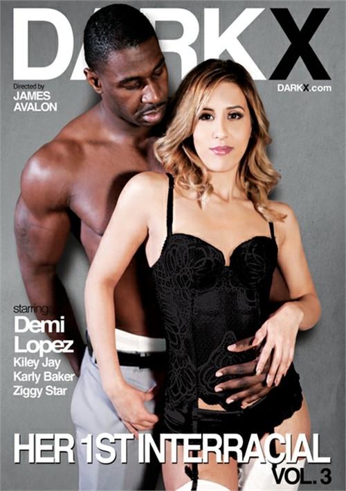 Her 1st Interracial 3 [DarkX] [dvdDVDRip|mp4|891 MiB|404pp|2017]