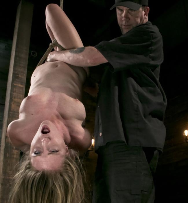 Ashley Lane, The Pope - Extreme Domination and Torment in Mind Blowing Bondage (BDSM) - Kink/HogTied   [SD 540p]