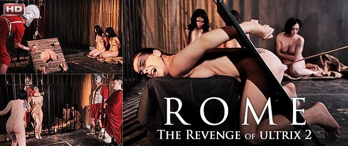 ROME - The Revenge of Ultrix, part 2 [Elite Pain, Mood Pictures / HD]