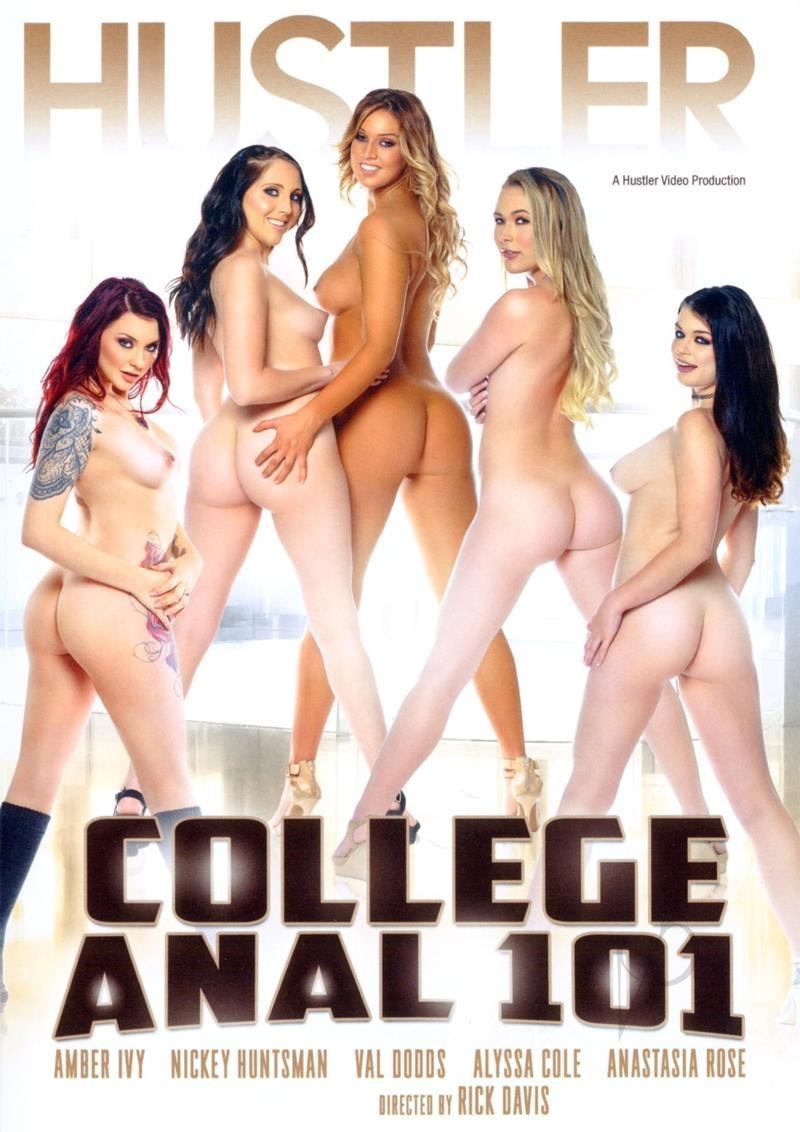 College Anal 101 [DVDRip 404p]