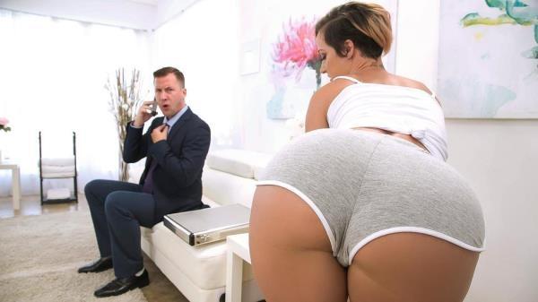DirtyMasseur, Brazzers - Jada Stevens - Taking Care Of Businessman [SD, 480p]