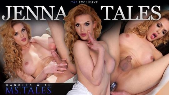 Trans500: Jenna Tales - Hanging with Ms.Tales (FullHD/1080p/1.98 GB) 10.06.2017