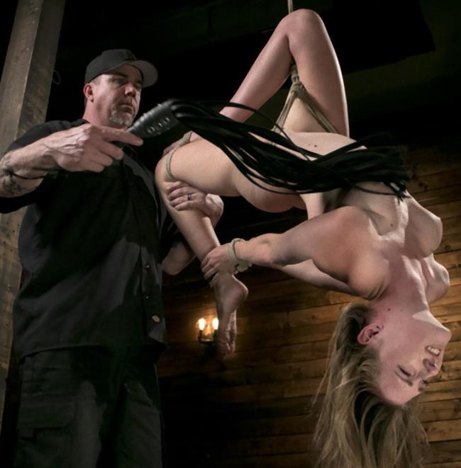 Kink/HogTied:  Ashley Lane, The Pope- Extreme Domination and Torment in Mind Blowing Bondage  [HD 720p]