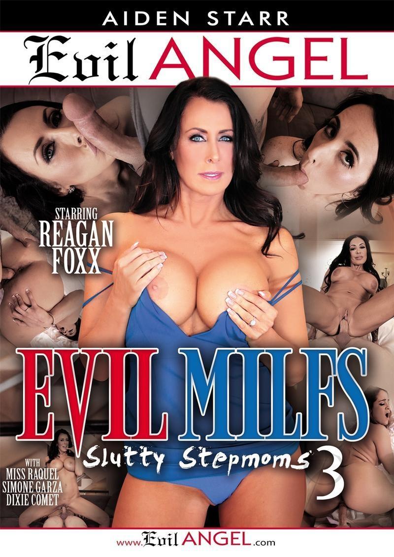 Evil MILFs 3: Slutty Stepmoms [DVDRip 406p]