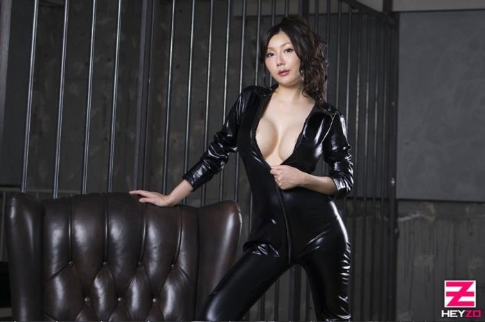 Heyzo - Azumi Nakama - Bondage Fetish Big Tits In Jail [FullHD 1080p]