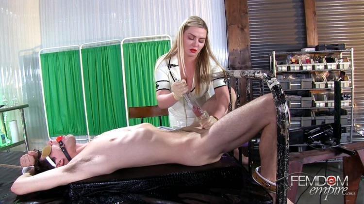 Lexi Sindel - Sperm Farming [FemdomEmpire / FullHD]