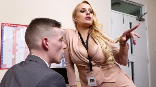 BigTitsAtWork, Brazzers: Angel Wicky - Summer Internship (SD/480p/277 MB) 10.06.2017