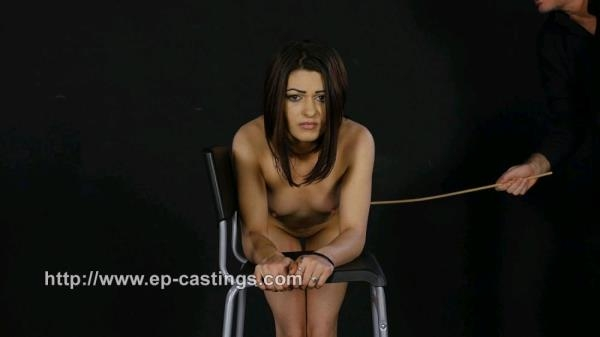 Michelle (HD) Spanking: Michelle - EP-CASTINGS 1080p