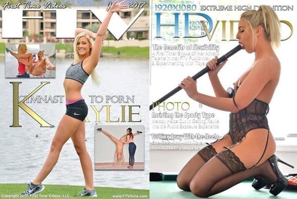 FTVGirls: Kaylie - The Benefits Of Flexibility (FullHD/2017)