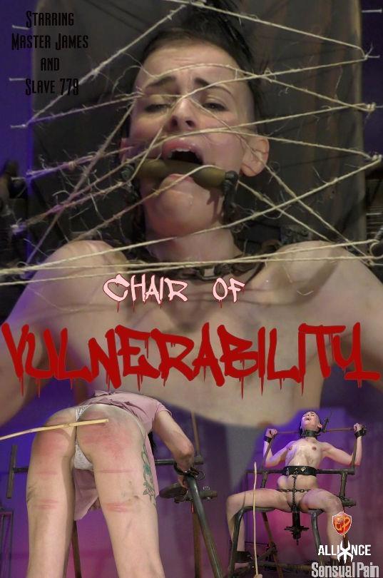 SensualPain.com - Abigail Annalee - 779 Chair of Vulnerability [FullHD, 1080p]