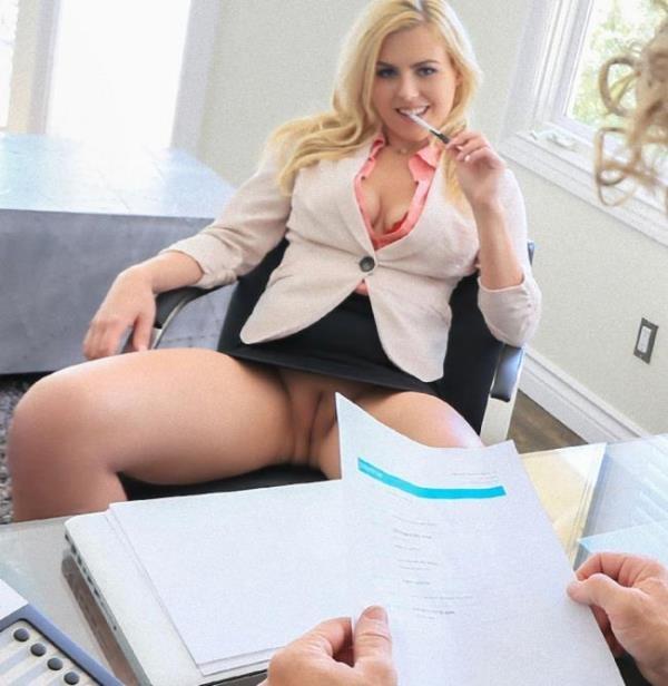Summer Day - Hot Blonde Fucks Doctor (Mofos/LetsTryAnal)  [HD 720pp]