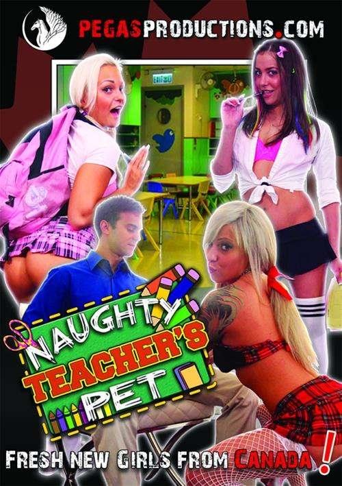 Pegas Productions - Heidi Van Horny, Jessie Storm, Vyxen Steel in Naughty Teachers Pet (WEBRip/SD 540p)