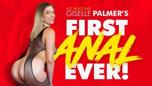 EvilAngel.com [Giselle Palmer - Tall Texan Giselle\'s Virgin Anal Video] SD, 400p