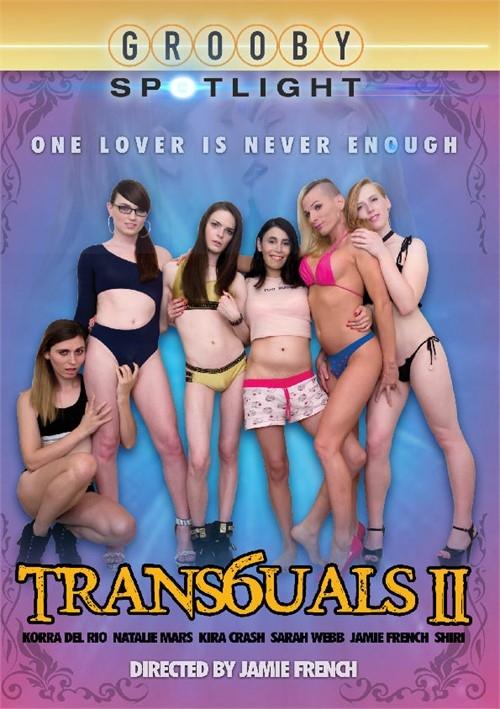 Grooby - Trans6uals 2 (1080p / WEBRip/FullHD)