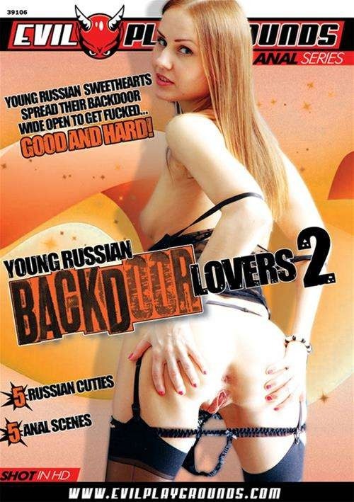 Young Russian Backdoor Lovers 2 [WEBRip/HD 720p]