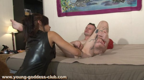 Amateur - Anal Fisting (Young-Goddess-Club)  [HD 720p]